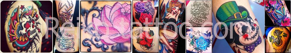 Studio Keen by reiko tattoo の施したタトゥー・刺青